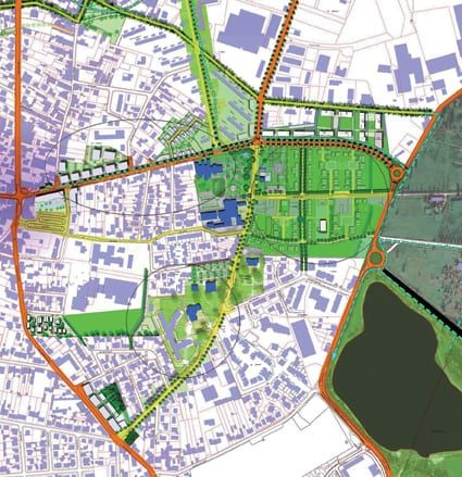 plan zac mairie