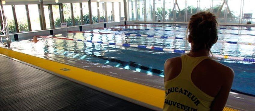 Inauguration du nouveau bassin de la piscine b gles for Piscine de begles