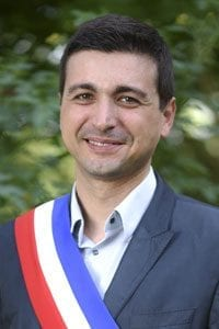 Monsieur Aurélien DESBATS, Neuvième Adjoint