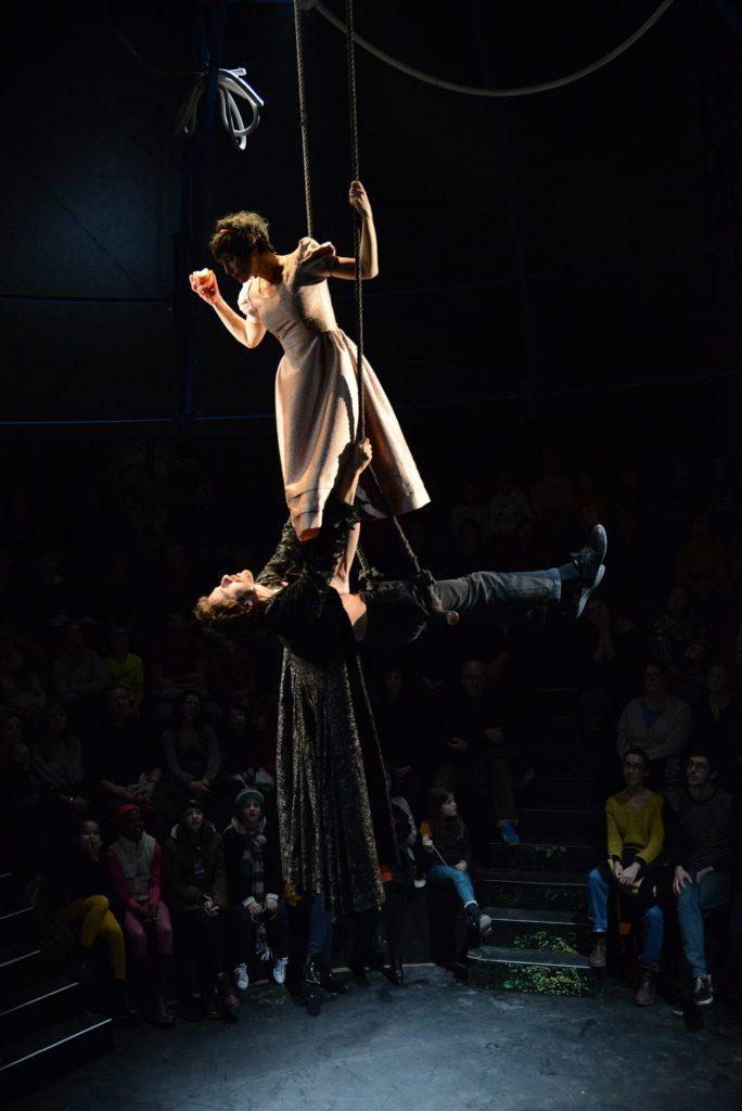 bègles cité cirque