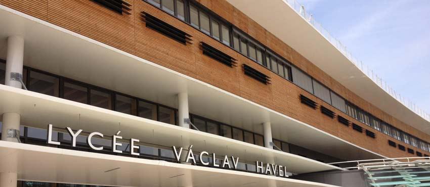 Lycee Vaclav Havel