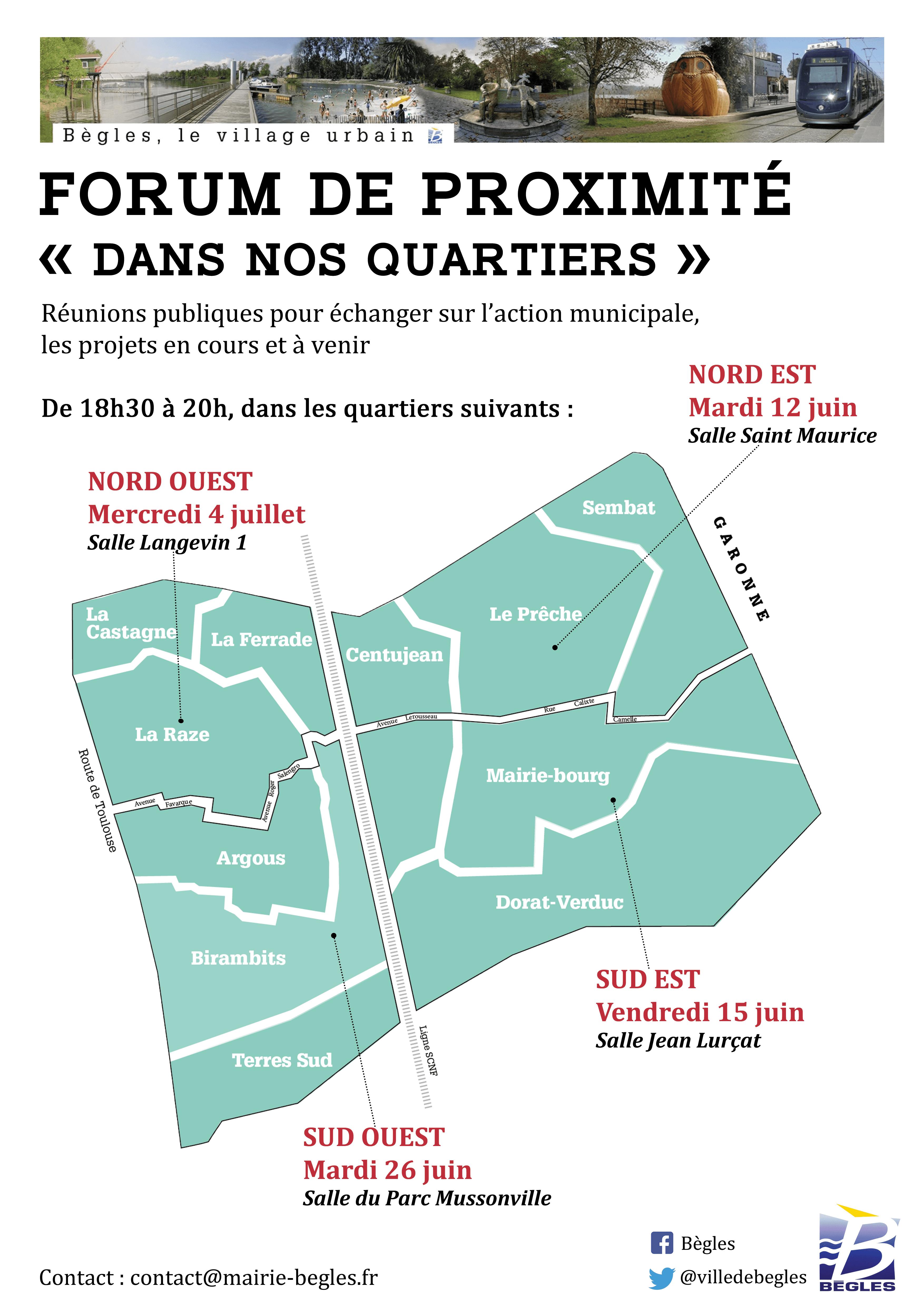forum proximité