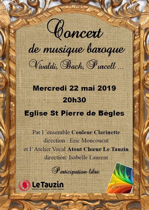 Affiche Atout Choeur concert 220519