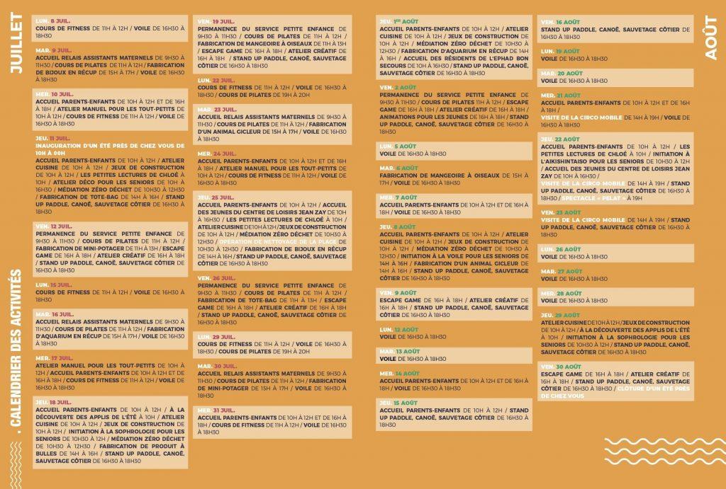 BPUEPDCV.calendrier