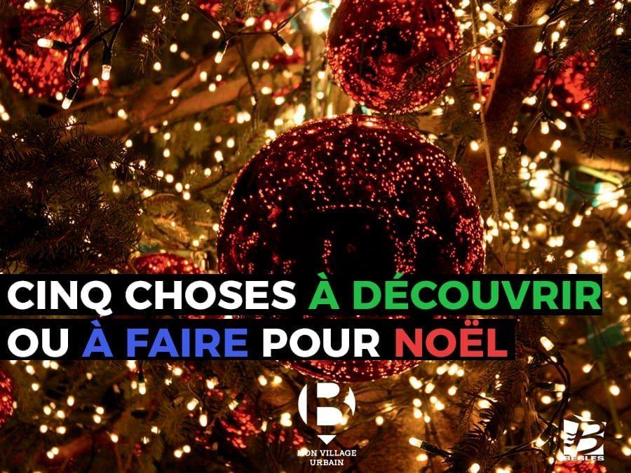 Noël 2019 Bègles