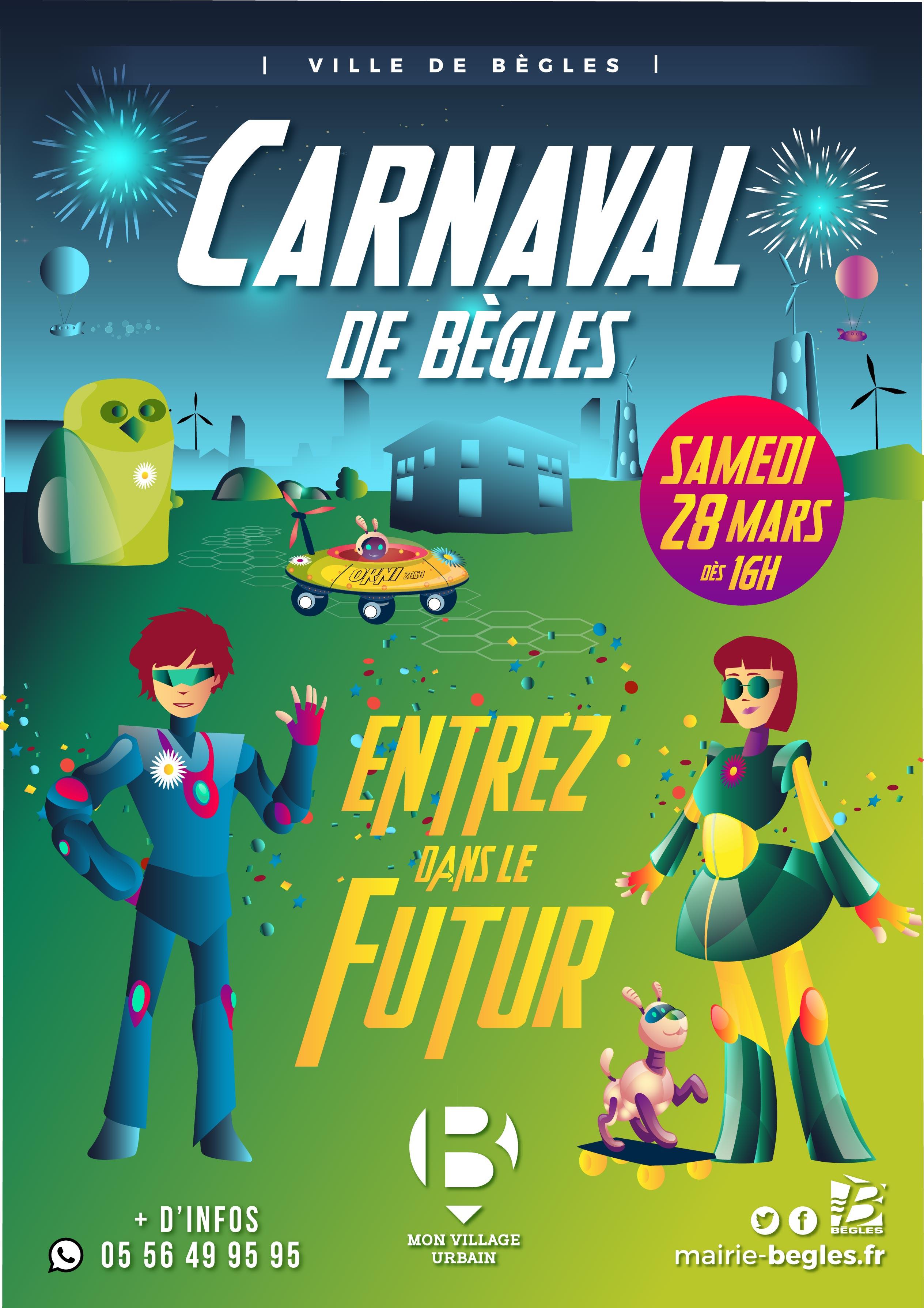 Carnaval de Bègles 2020